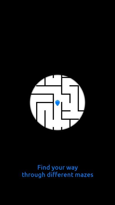 Dot In A Maze Screenshot