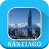 Santiago Chile - Offline Maps navigator Icon