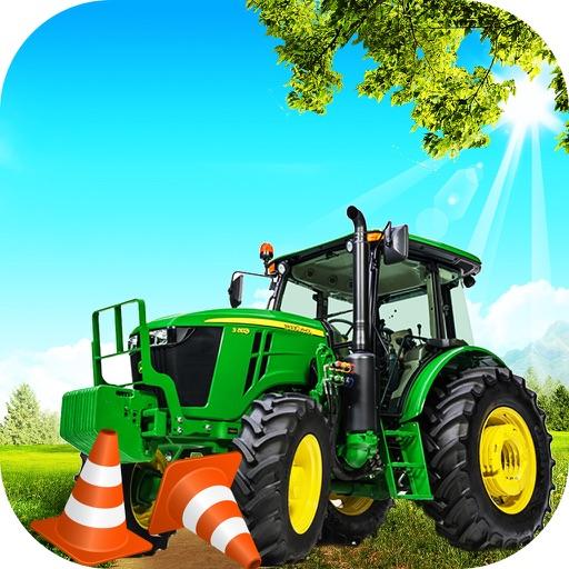 Real Farm Parking Simulator - Tractor Drive 3d iOS App