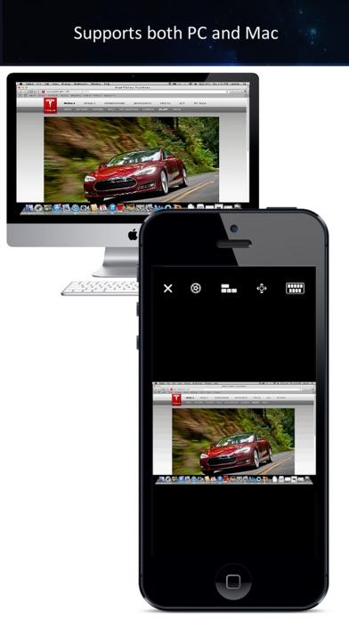 iTeleport リモートデスクトップ screenshot1