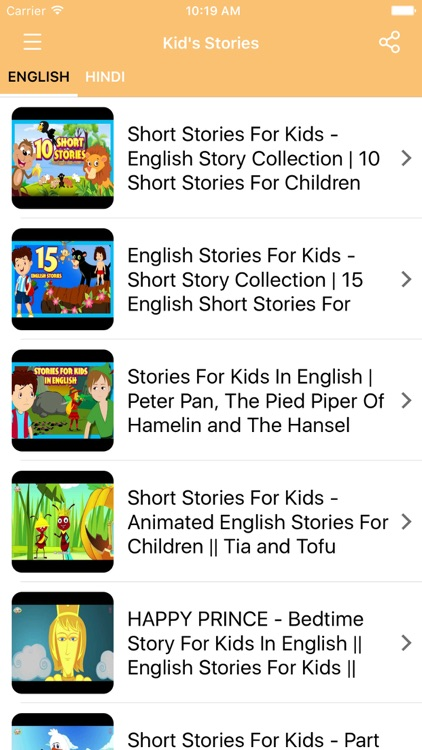 Best Famous Story Collection for Kids With Video by Somish