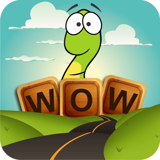 Word Wow Big City: Worm your way down to Win!