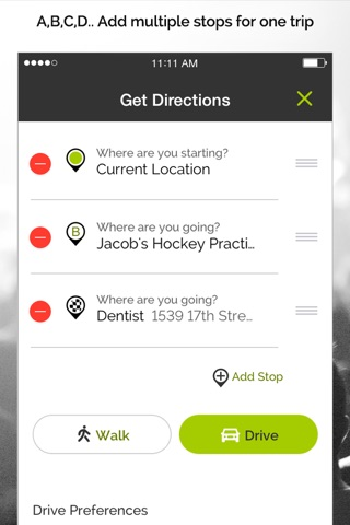 MapQuest: Navigation & Maps screenshot 4