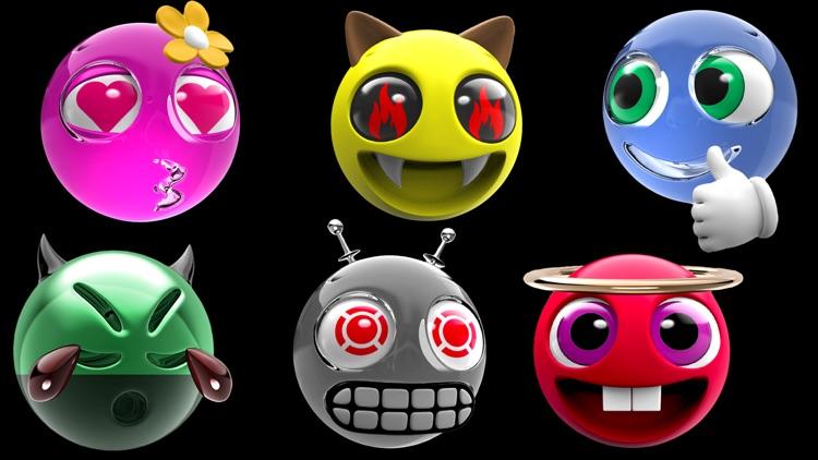 ColorMinis Emoji - Real 3D Emoji Maker by Figuromo Studio LLC