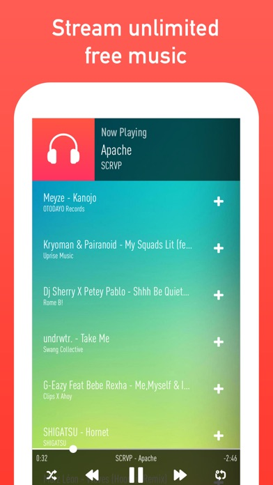 download SongFlip - Free Music Player apps 0