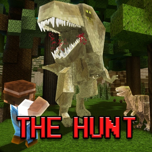 The Hunt: Jurassic Craft World