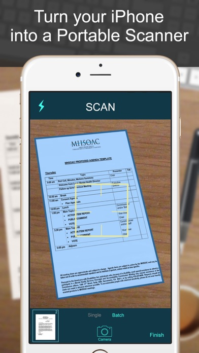 download PRO SCANNER- PDF Document Scan appstore review
