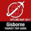 吉斯伯恩 旅遊指南+離線地圖