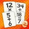 Math Flash Card Matching Games For Kids Math Tutor math games