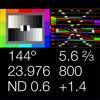 Cine Meter II - an exposure & color meter