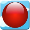 Crazy Bouncing Ball - Jumping Red Ball On Track