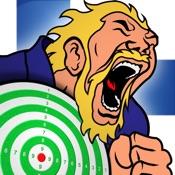Finnish Dart Game