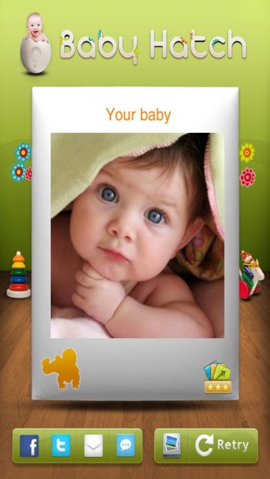 download El rostro del futuro bebé : embarazada apps 1