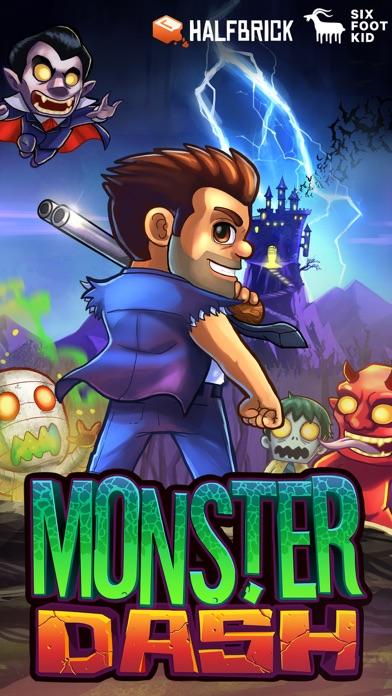 Screenshot of Monster Dash1
