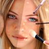 Visage makeup editor plus photo teeth whitener app