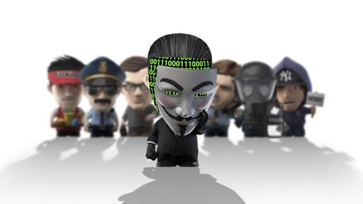 Cryptocracy Screenshots