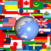 Learn World Flags - Quiz world map geography -