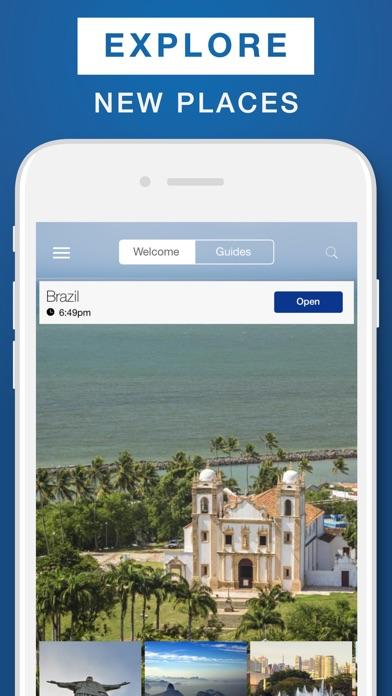 Brazil - Travel Guide & Offline MapScreenshot of 1