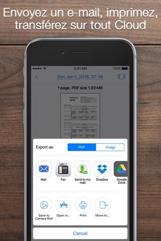 Scanner App - PDF Document Scan screenshot 3