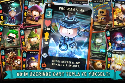 South Park: Phone Destroyer™ screenshot 3