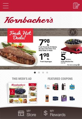 Hornbacher's screenshot 1