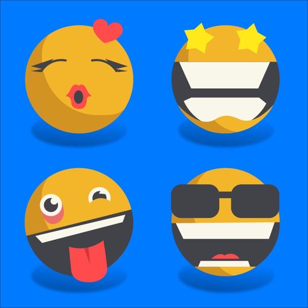 Emojiii – Animated Emoticons & Emoji & Art Fonts App APK
