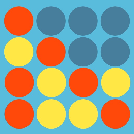 Connect Four - Free 4 In a Row Board Game iOS App
