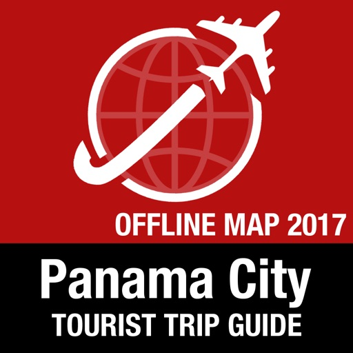 Panamá Guida Turistica + Mappa Offline