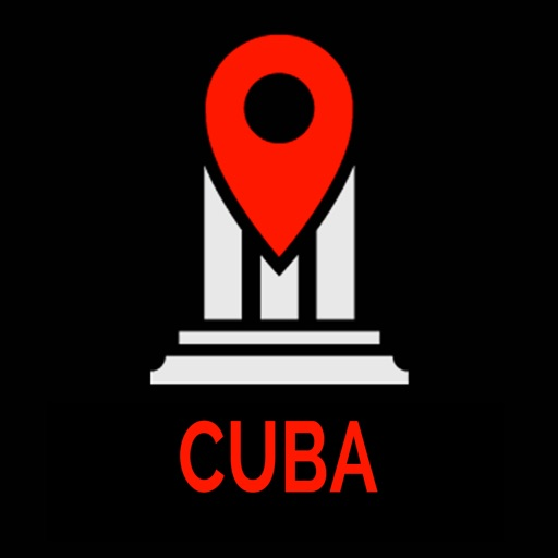 Cuba Havana travel guide - offline map iOS App