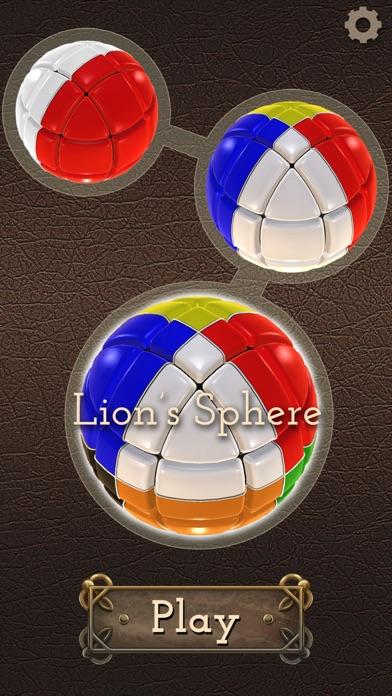 Головоломка Сфера Льва Скриншоты3