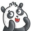 Panda! stickers for iMessage