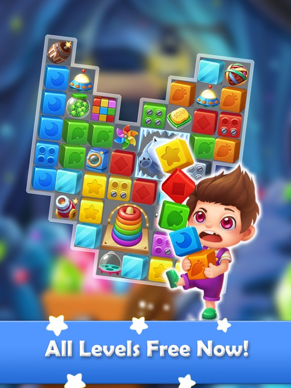 Toy Blast Saga Game Free : App shopper toy crush blast match games
