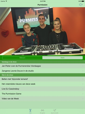 Purmission - RTV Purmerend screenshot 2
