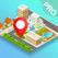 街景地图 - 观看各国街道风景的立体地图