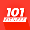 101 Fitness - Video exercise workout training free