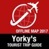 Yorky's 旅遊指南+離線地圖