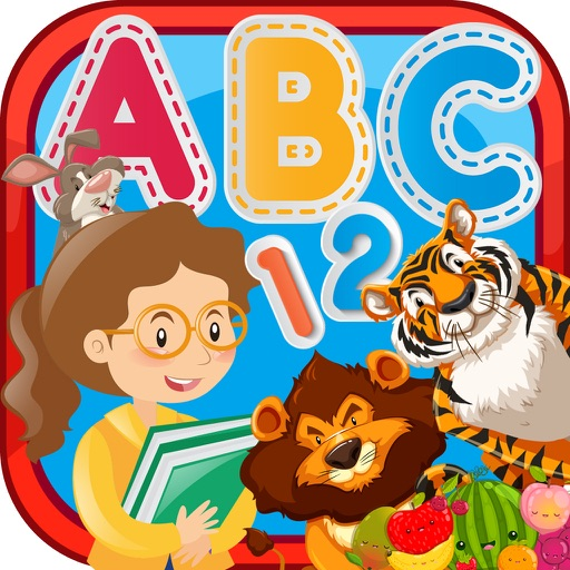Toddler Games and ABC For 3 Year Educational App Ranking & Review
