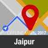 Jaipur Offline Map and Travel Trip Guide