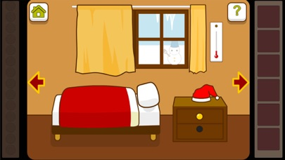 脱出ゲーム:クリスマス部屋エスケープ(無料推理なぞなぞげーむ簡単)のスクリーンショット4