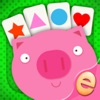 Shape Game Colors Free Preschool Games for Kids