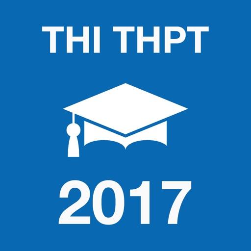 Kết quả thi THPT Quốc gia 2017 của trường so với tỉnh và cà nước