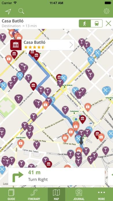 Barcelona Guide - mTrip Screenshot 3