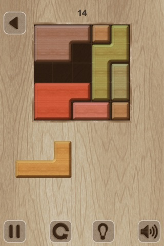 Big Wood Puzzle screenshot 2