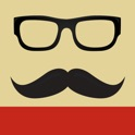 Mustache styles - Be a different from crowd icon