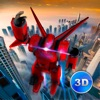 Flying Robot Simulator 3D