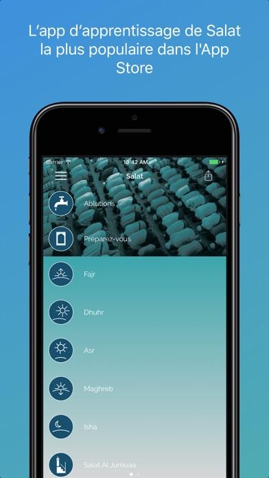 Favori Salat Apprentissage (Salah): Prière & Coran dans l'App Store XU85