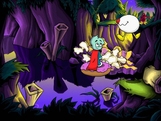 Pajama Sam 3: You Are What You Eat From Your Head Screenshots