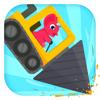 Dinosaur Digger 2 - Kids Truck