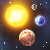 3D Solar System For Kids - Stars And Planets