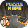 Puzzle Maps for Minecraft PE Pocket Edition
